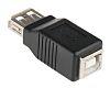 RS PRO Female USB A to Female USB