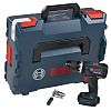 Bosch GSB Keyless 18V Cordless Hammer Drill Driver, UK Plug