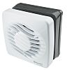 Xpelair LV100WT Wall Mounted Extractor Fan, 87m³/h, 37dB(A)
