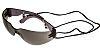 RS PRO UV Safety Glasses, Smoke Polycarbonate Lens,