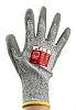 RS PRO, Grey Polyurethane Coated Work Gloves