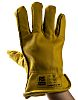 RS PRO, Yellow Work Gloves, Size 9
