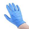 RS PRO Blue Nitrile Disposable Gloves size 9