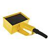 Rose 2921 Yellow Polyamide Handheld Enclosure, 85 x