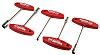 Wiha Tools Standard Hexagon Socket Screwdriver Set 5