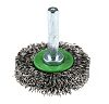 RS PRO Stainless Steel Circular Abrasive Brush, 40mm