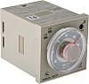 Omron Timer Relay, Flicker OFF, 100 → 240