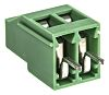 Phoenix Contact MKDS 3/ 2-5.08 Non-Fused Terminal Block, 2 Way/Pole, Solder Terminals, 24 → 12 AWG Through Hole