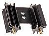Heatsink, 14K/W, 25.4 x 34.9 x 12.7mm, Clip
