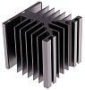 Heatsink, 1.3K/W, 75 x 80 x 78.6mm
