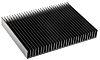 Heatsink, Universal Rectangular Alu, 0.7K/W, 150 x 200