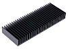 Heatsink, Universal Rectangular Alu, 1.4K/W, 75 x 200
