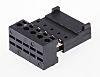 Stelvio Kontek 5-Way IDC Connector Socket for Cable Mount, 1-Row