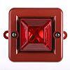 e2s SON4 Sounder Beacon 104dB, Red Xenon, 230 V ac, IP66