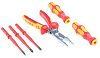 Wera Hex, Phillips, Pozidriv, Slotted, Torx Screwdriver Set