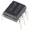 Isocom, MOC3010 Triac Output Optocoupler, Through Hole, 6-Pin