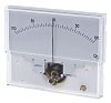 Sifam Tinsley Analogue Panel Ammeter 50μA DC, 40.5mm