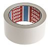 Tesa 4120 White Packing Tape, 66m x 50mm