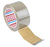 Tesa 4124 Brown Packing Tape, 66m x 50mm