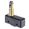SPDT-NO/NC Plunger Microswitch, 16 A @ 250 V