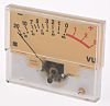 Sifam Tinsley AC Analogue Voltmeter, 26 (Dia.) mm,