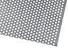 Perforated Aluminium Sheet, 3mm Hole, 500mm x 500mm