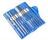Cooper Tools 160mm Needle File Set