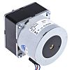 Crouzet Reversible Synchronous Geared AC Geared Motor, 7.2