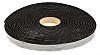 RS PRO Black Foam Tape, 25mm x 15m,