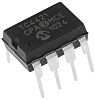 Microchip TC4421CPA Low Side MOSFET Power Driver, 9A
