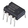 INA128PA Texas Instruments, Instrumentation Amplifier, 125μV