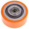 RS PRO PUR Trolley Wheel, 350kg