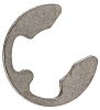 Stainless Steel E Type Circlip, 20mm Shaft Diameter,