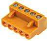Weidmuller BL Non-Fused Terminal Block, 5 Way/Pole, Screw