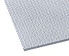 Magnetic Perforated Steel Sheet, 2mm Hole, 1m x