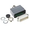 H-A Plug Kit, Male, 16 Way, 10.0A, 440.0
