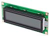 Powertip PC1602LRS-H Alphanumeric LCD Display, 2 Rows by