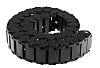 Igus 17, e-chain Black Cable Chain, W60.5 mm