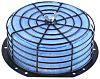 Fan Filter, Centrifugal Blower for 180mm Fan Viledon