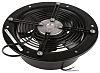 ebm-papst W4S200 Series Axial Fan, 200 x 80mm,