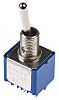 APEM Double Pole Single Throw (DPST) Toggle Switch,