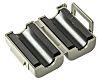 Richco Openable Ferrite Sleeve, 19 x 20.8mm, For EMI Suppression, Apertures: 1, Diameter 8.5mm