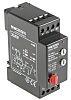 Brodersen Systems 1 Kont. XMW-D1 Multifunktion Timer Relay, 1-poliger Wechsler, 0.6-6 hrs, 0.6-6min, 10.5 →