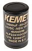 KEMET 10000μF Electrolytic Capacitor 63V dc, Through Hole