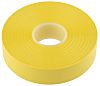 Advance Tapes AT7 Yellow PVC Electrical Tape, 19mm x 33m