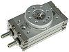 SMC Rotary Actuator, 190° Swivel, 18mm Bore,