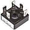 Vishay VS-26MT160, 3-phase Bridge Rectifier, 25A 1600V, 5-Pin