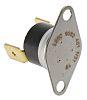 Honeywell SPST NC 10 A Bi-Metallic Thermostat, Opens