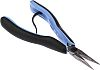 Lindstrom 158.5 mm Steel Long Nose Pliers With