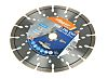 Norton 230mm Diamond Tipped Circular Saw Blade, 22.23mm